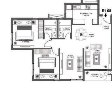 godrej e city apartment 2bhk 964sqft91
