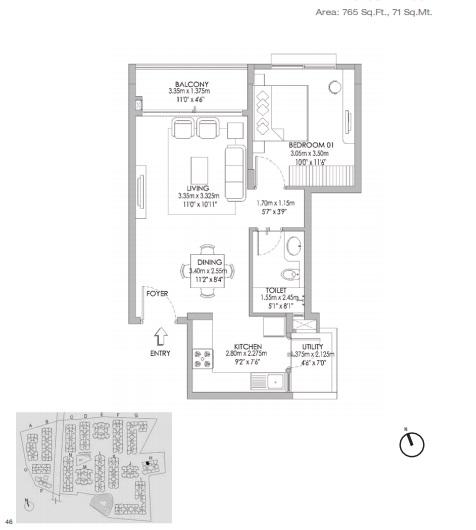 godrej eternity apartment 1bhk 765sqft51