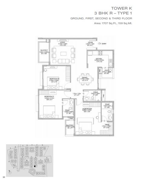 godrej eternity apartment 3bhk 1707sqft51