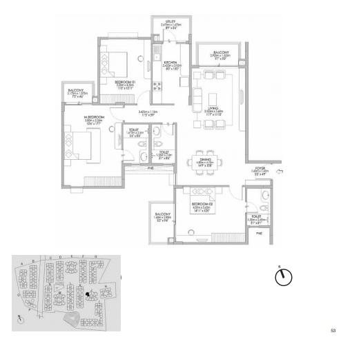 godrej eternity apartment 3bhk 1938sqft51