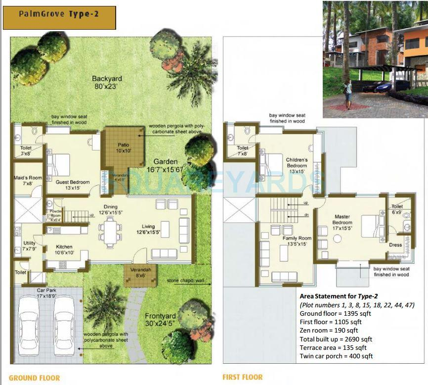 good earth goodearth palmgrove villa 3bhk 2690sqft1