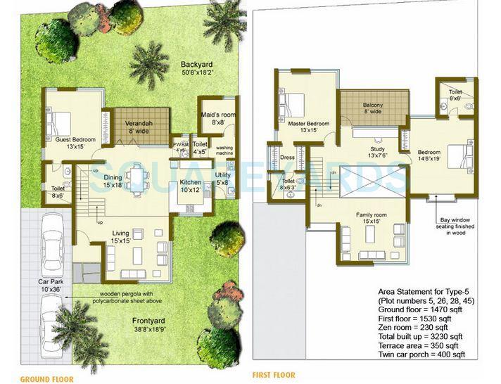 good earth goodearth palmgrove villa 3bhk 3230sqft1