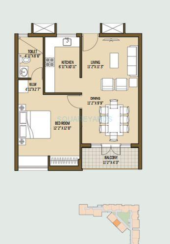 good earth malhar terraces apartment 1bhk 818sqft1
