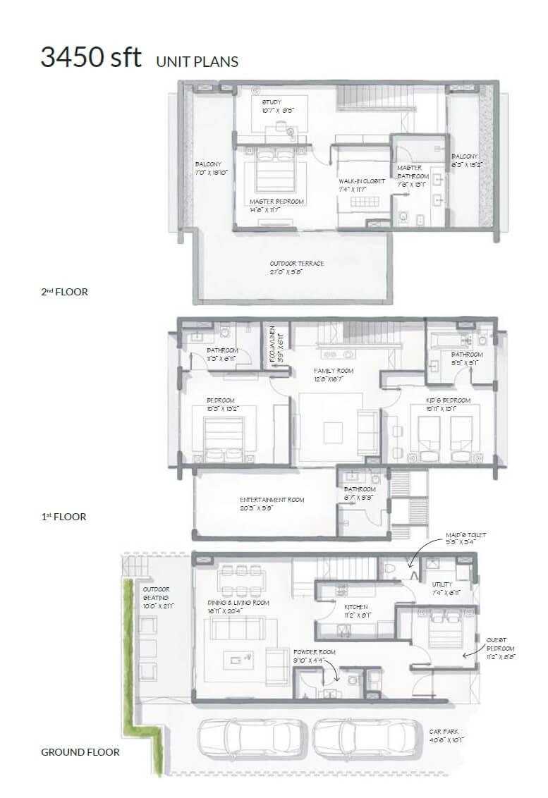 goyal and co alanoville villa 4bhk st 3450sqft 1