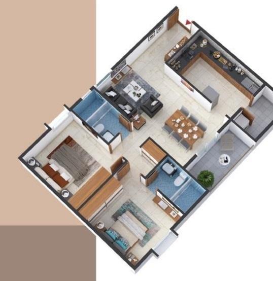 gr samskruthi apartment 2 bhk 1075sqft 20213412103411