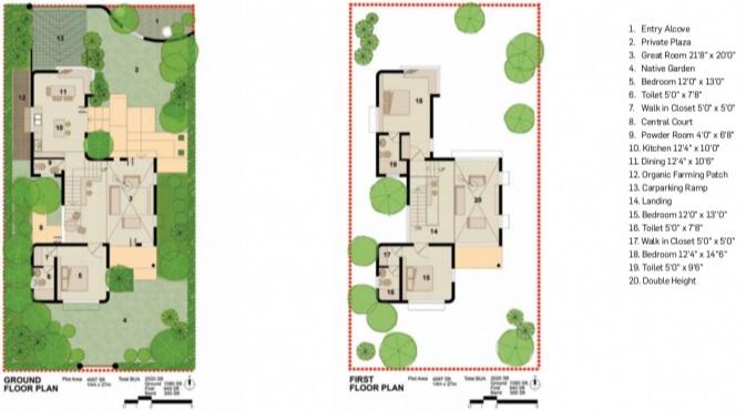 inner spaces path in the woods villa 4bhk 3000sqft31