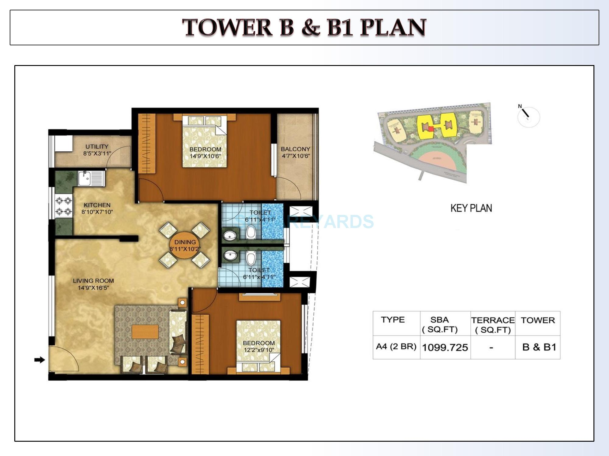kolte patil mirabilis apartment 2bhk 1104sqft1