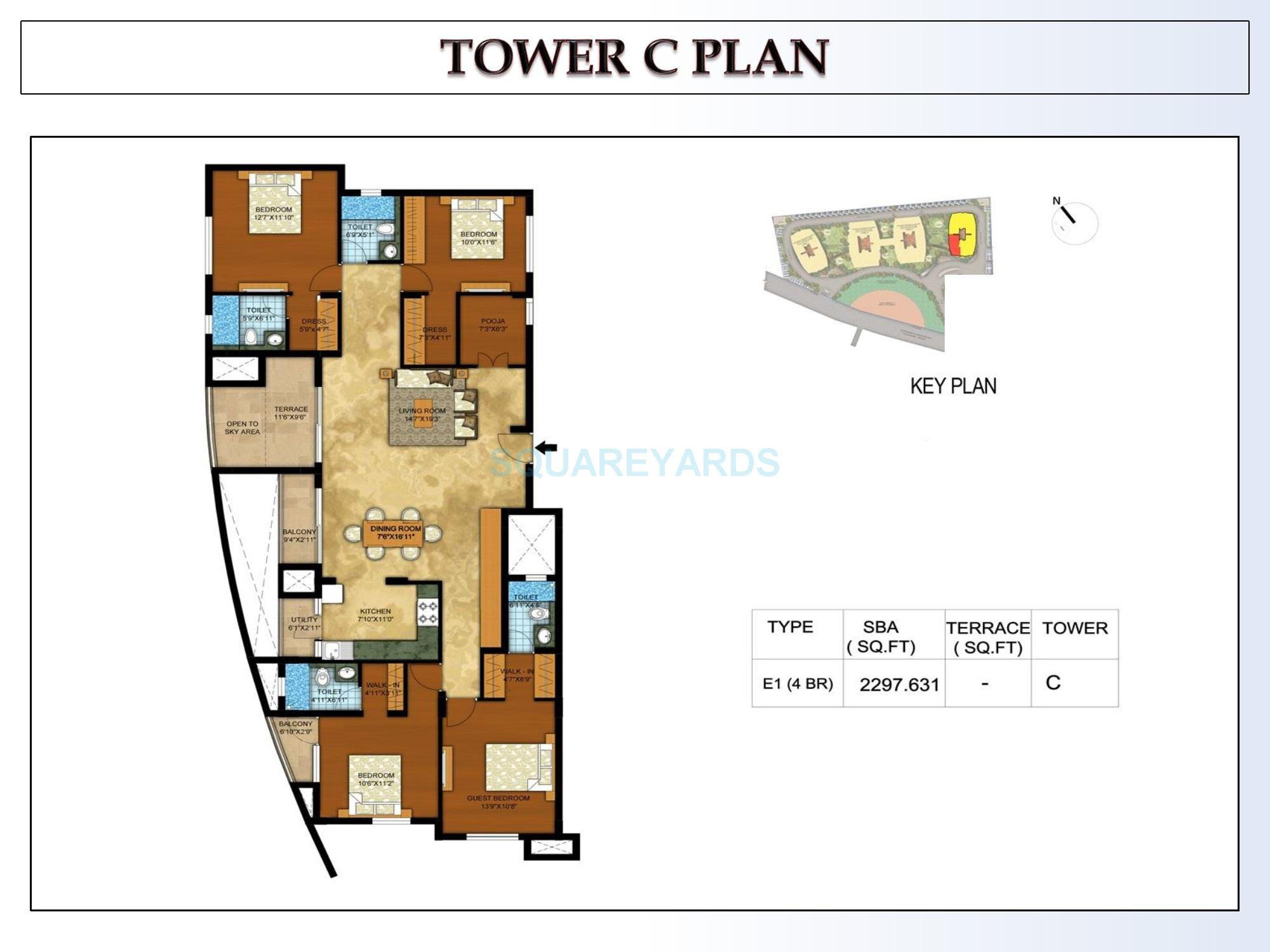 kolte patil mirabilis apartment 4bhk 2299sqft1