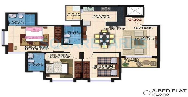 kolte patil shubha apartment 3bhk 1880sqft1
