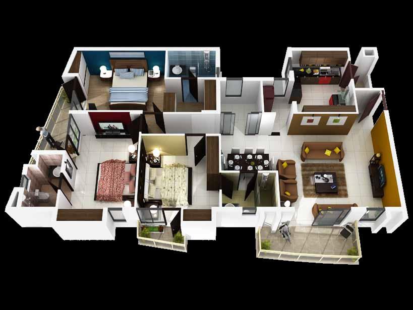 krishna shelton apartment 3bhk 1897sqft61