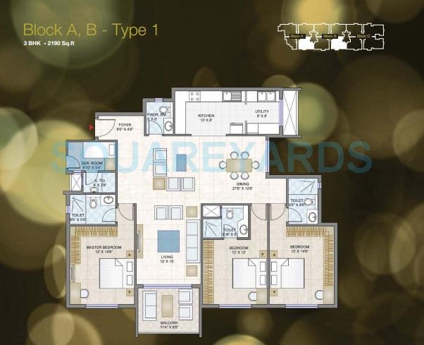 legacy estilo apartment 3bhk 2190sqft1