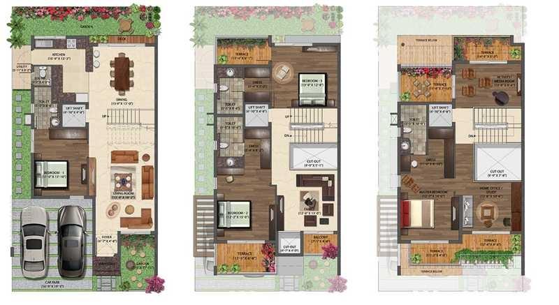 nvt life square villa 4 bhk 3565sqft 20215710115720