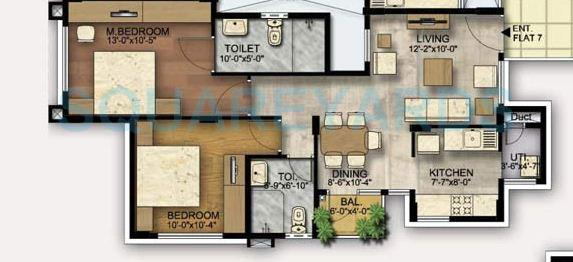 ozone serene urbana apartment 2bhk 938sqft1