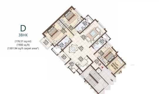 pashmina waterfront apartment 3 bhk 1900sqft 20204915104935