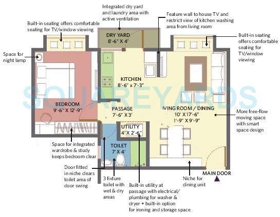 patel smondo 2 apartment 1bhk 675sqft1
