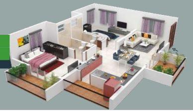 pioneer park avenue apartment 2bhk 1275sqft 41