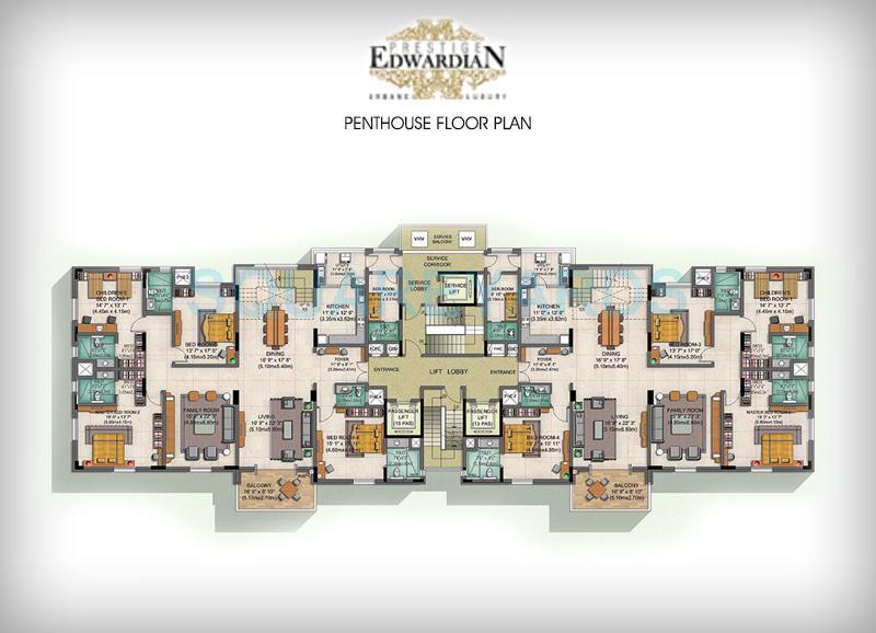 prestige edwardian apartment 4bhk 5855sqft1