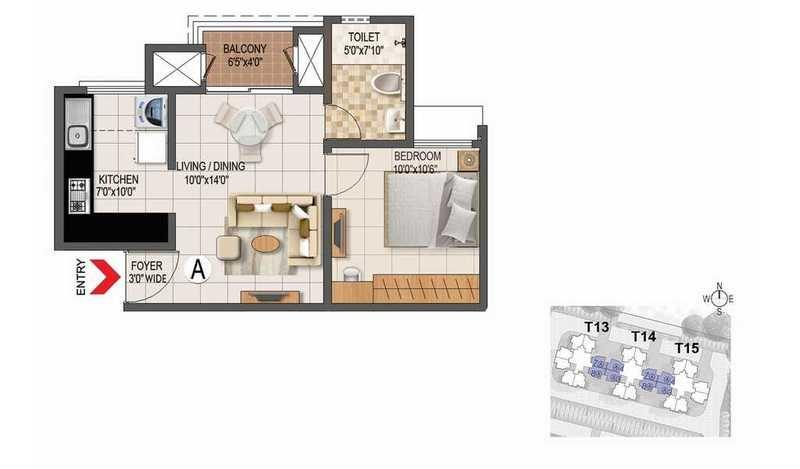 prestige primrose hills phase ii apartment 1 bhk 572sqft 20213209113217