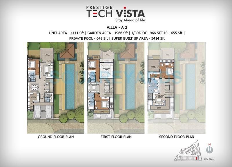 prestige tech vista villa 4bhk 5414sqft1