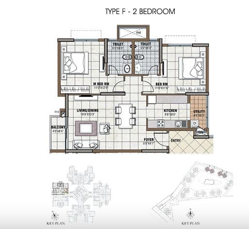 prestige tranquility apartment 3bhk 1820sqft 20203302193358
