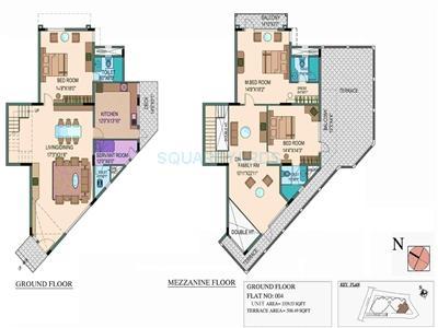 puravankara purva grande apartment 4bhk 4306sqft1