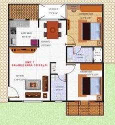 rk green heights apartment 2 bhk 1010sqft 20211408161404
