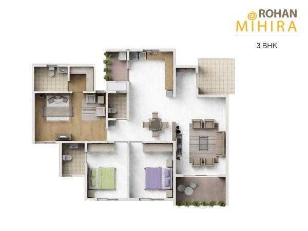 rohan mihira apartment 3 bhk 1658sqft 20210905160920