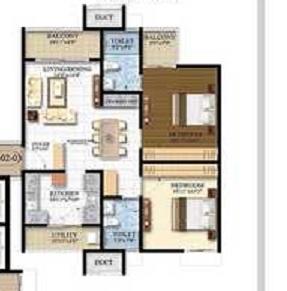 shriram luxor apartment 2 bhk 1100sqft 20215906115958