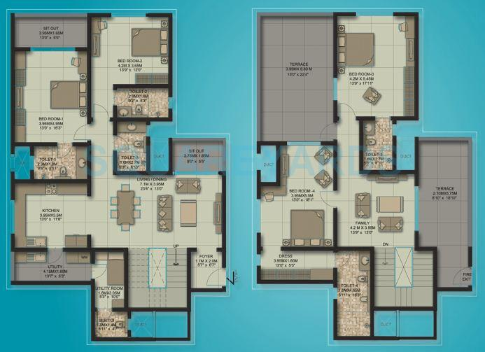 sobha habitech apartment 4bhk 3583sqft1