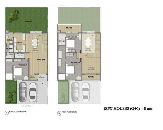 sobha hrc pristine bangalore row house 4bhk 2424sqft61