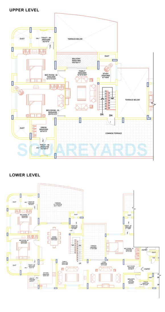 sobha lavender apartment 4bhk 4502sqft1