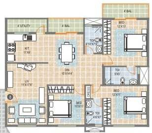 sumadhuras sawan mtb apartment 2 bhk 1200sqft 20202209092257