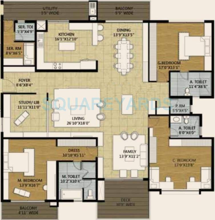 value designbuild willow farm apartment 3bhk 3595sqft1