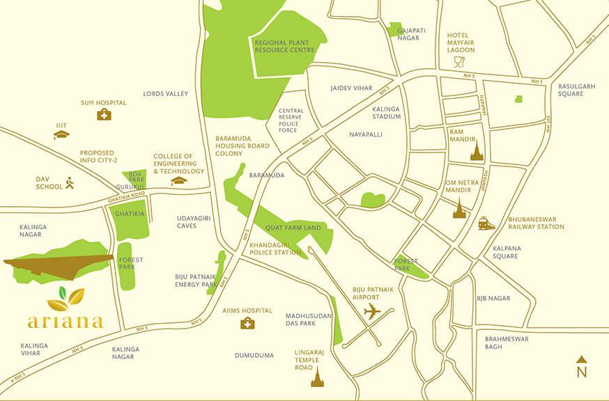 tata ariana location image1
