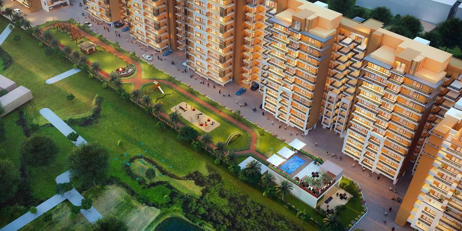 altura apartments project tower view1