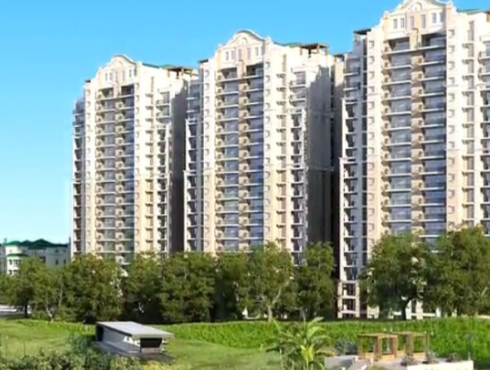 ats golf meadows lifestyle project tower view1