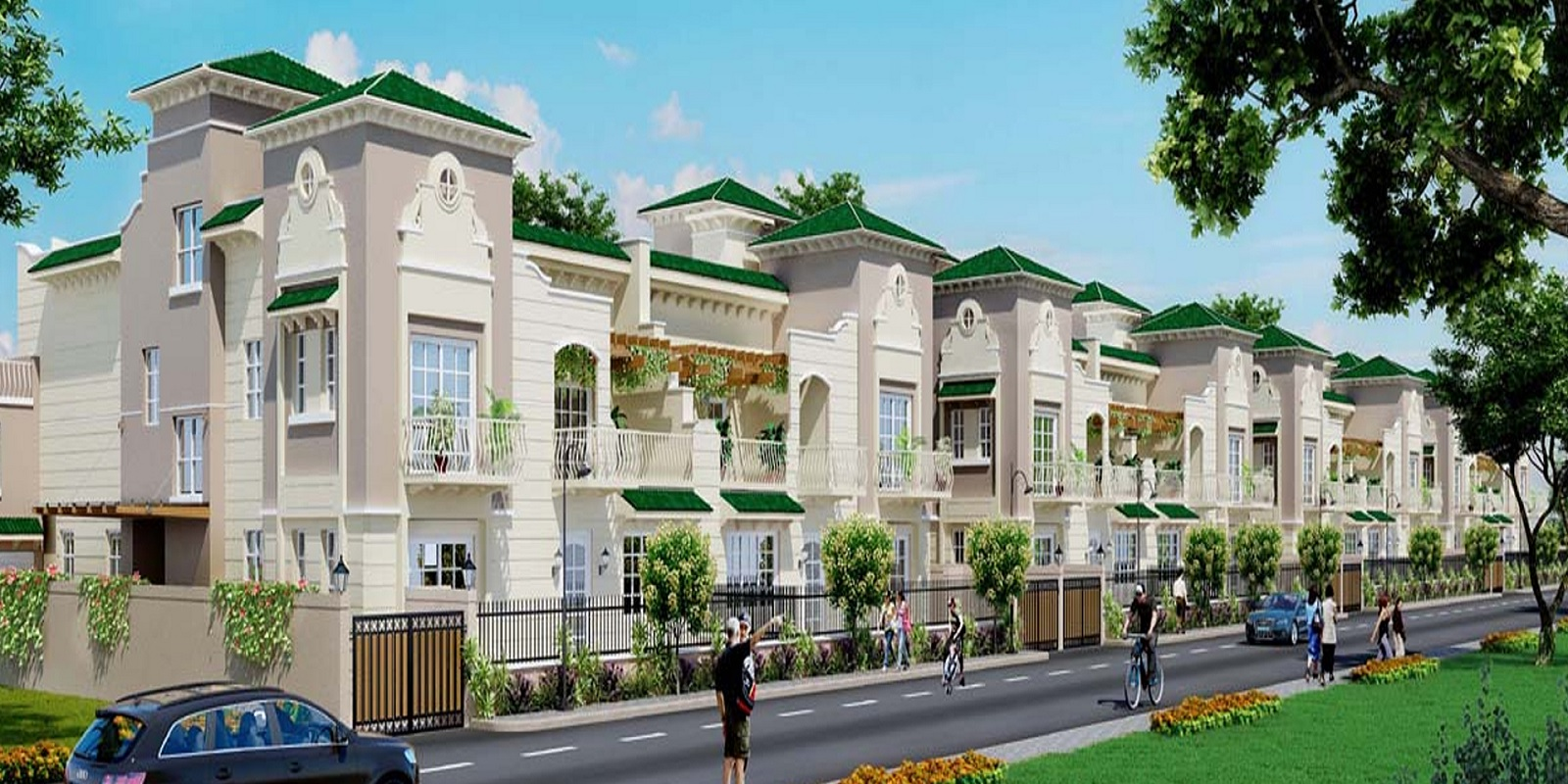 ats golf meadows villas project project large image1
