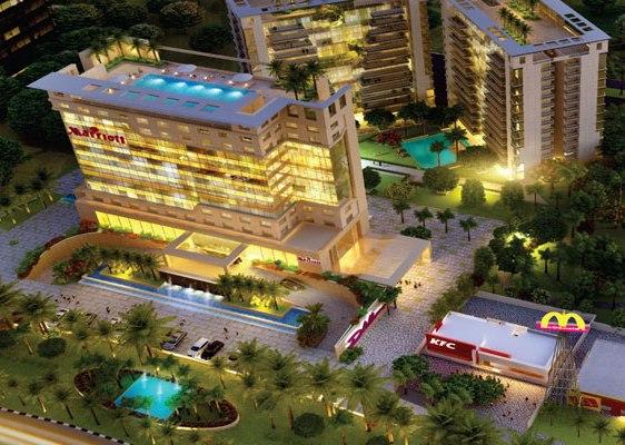 Dhillon Burj One Flagship