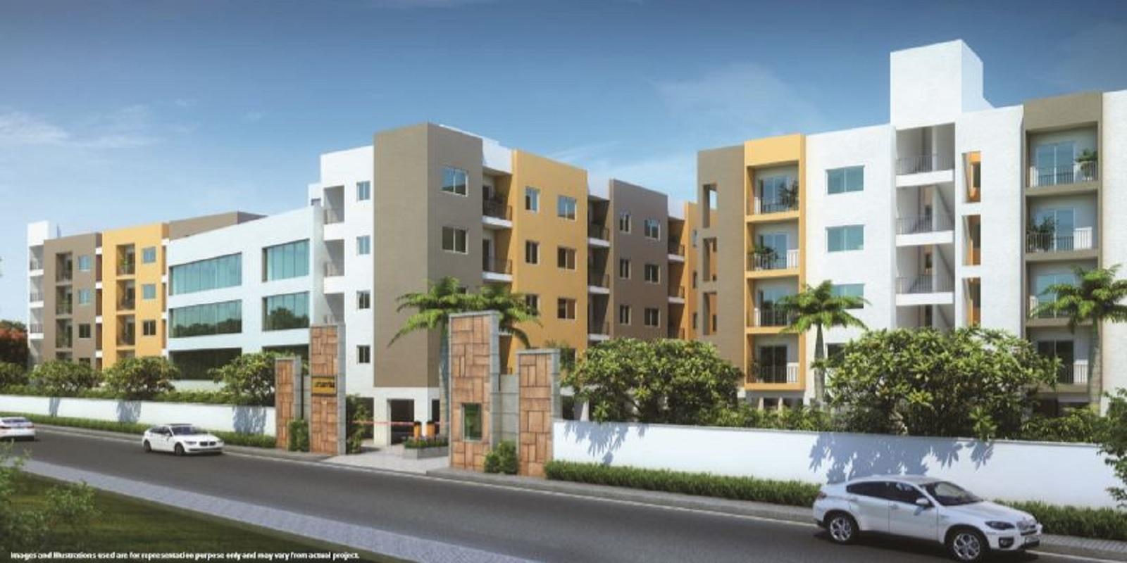 alliance urbanrise jubilee residences project large image1