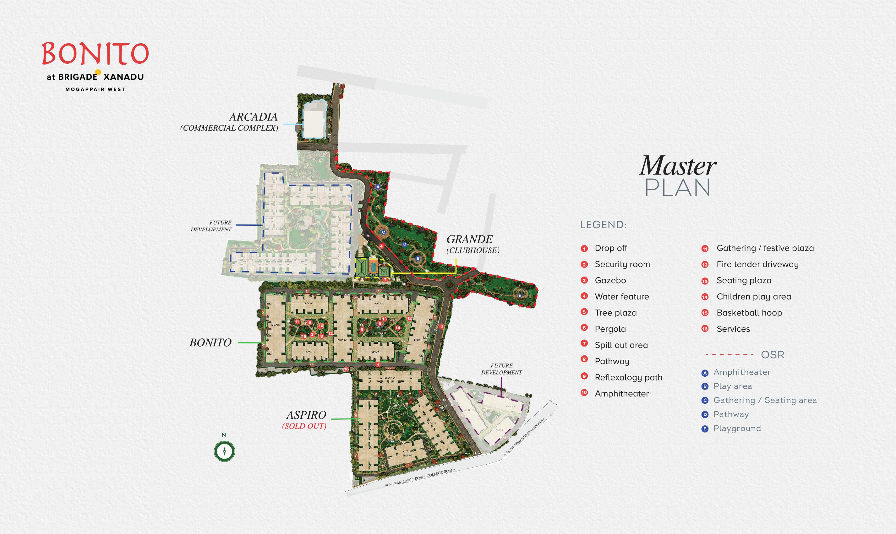 bonito at brigade xanadu project master plan image1