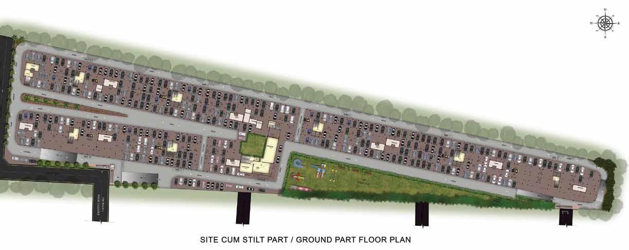 casa grande ferns project master plan image1