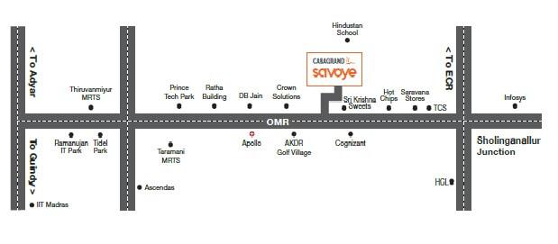 casagrand savoye location image1