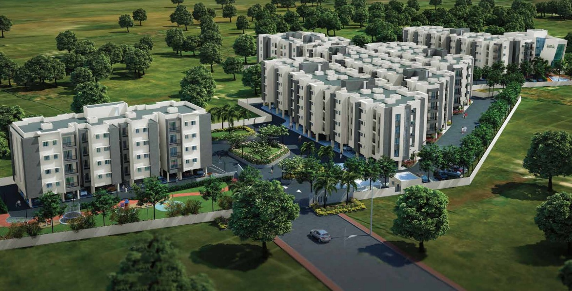 casagrand sereno project tower view3
