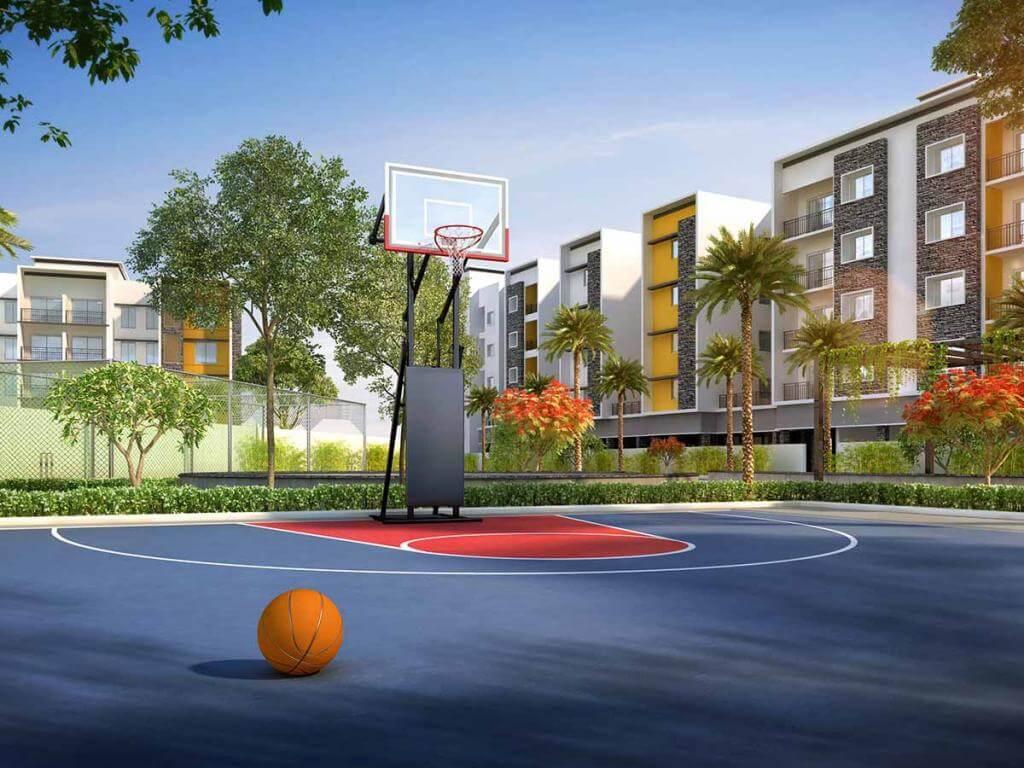 casagrand woodside sports facilities image1