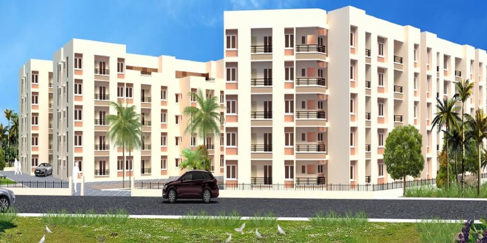 compact homes haripriya project large image1