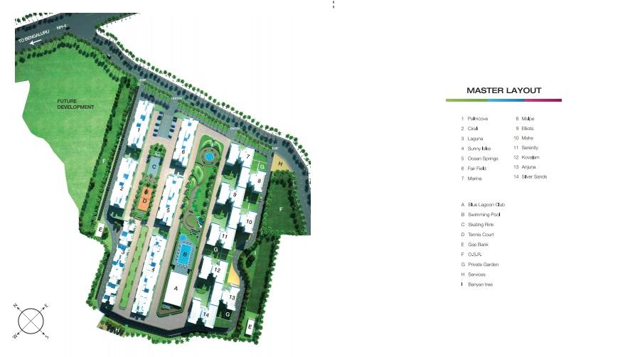 godrej palm grove master plan image5