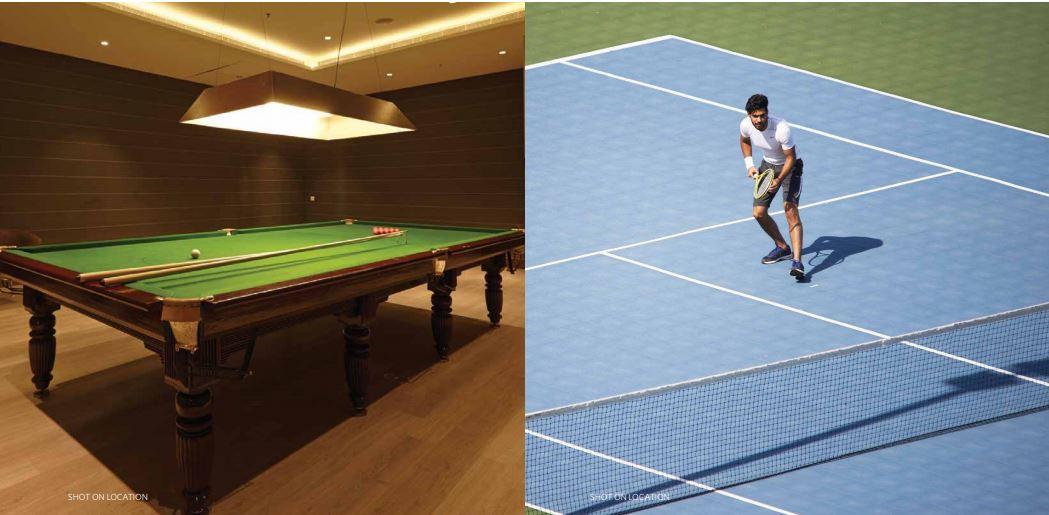 hiranandani greenwood project amenities features1