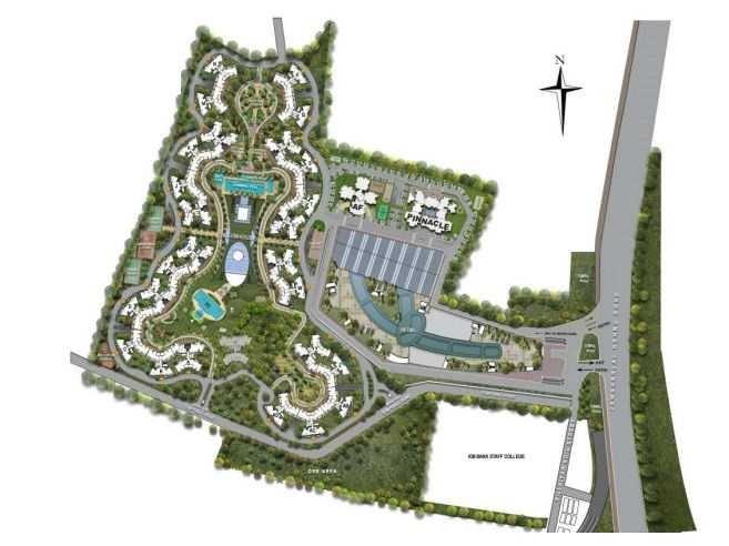 ozone metrozone project master plan image1