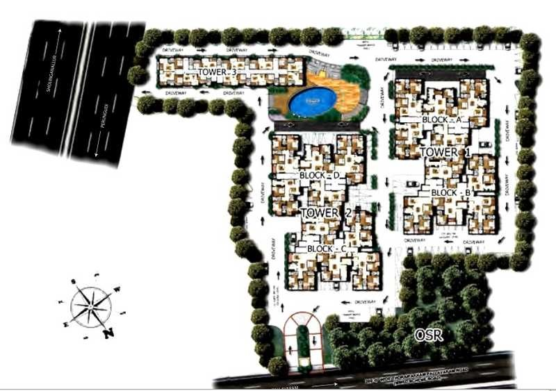 radiance mandarin cozy project master plan image1