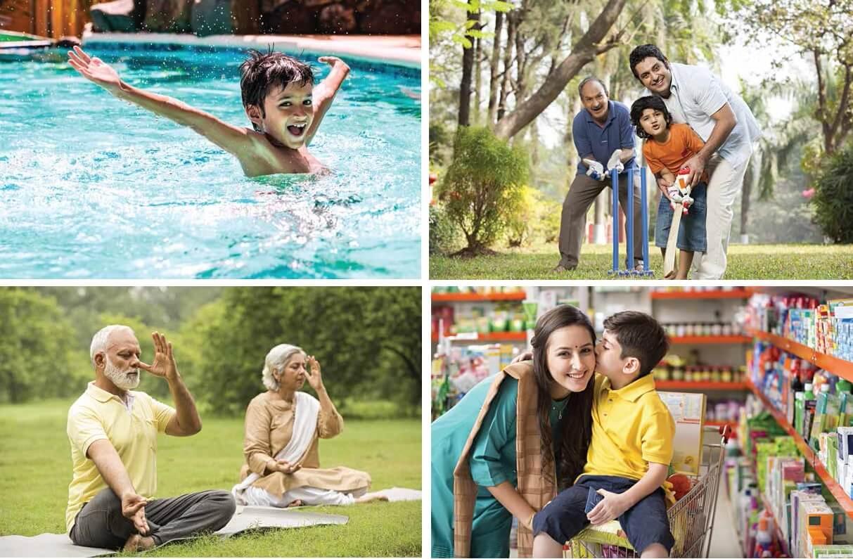 shriram divine city code kovil amenities features2